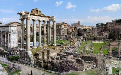 За два дни в Рим II