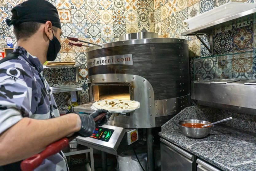 Един италианец у дома в България