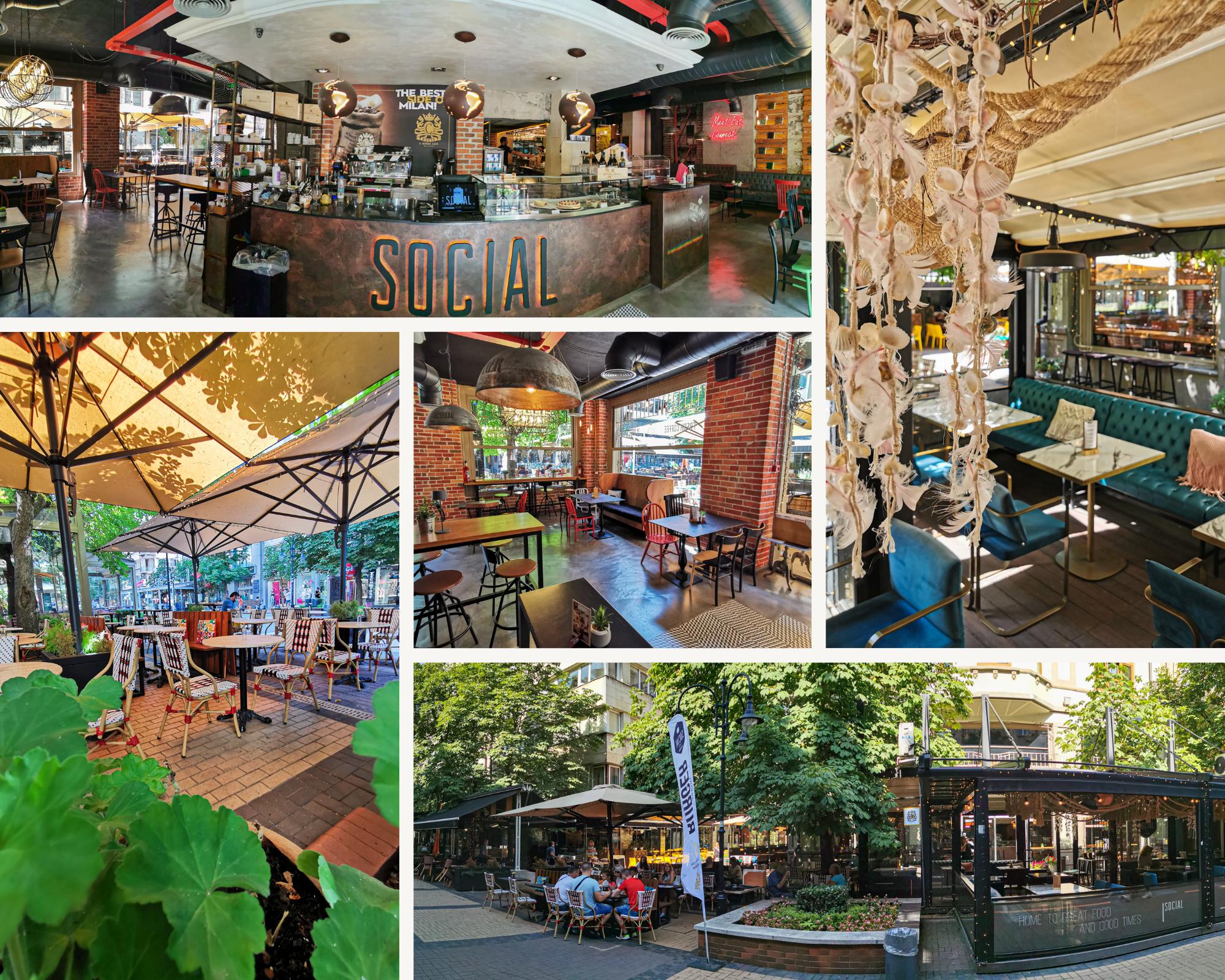 Social Cafè Bar&Kitchen